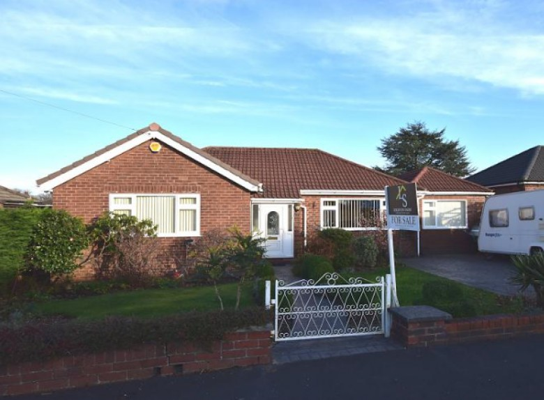 New Year, New Bungalow In Bramhall?