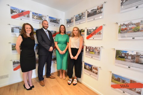 Bramhall Estate Agent Leighton Snow turns one year old!