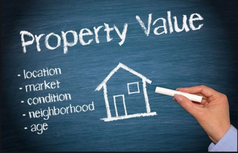What happens during a property valuation?